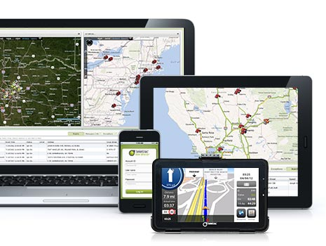 Marco Transport GPS System